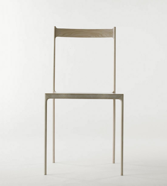 Designed By Nendo For Japanese Brand Maruni, The Cord Chair Is A Steel  Frame Clad Entirely In Wood. It Can Be Made Only By Hand.