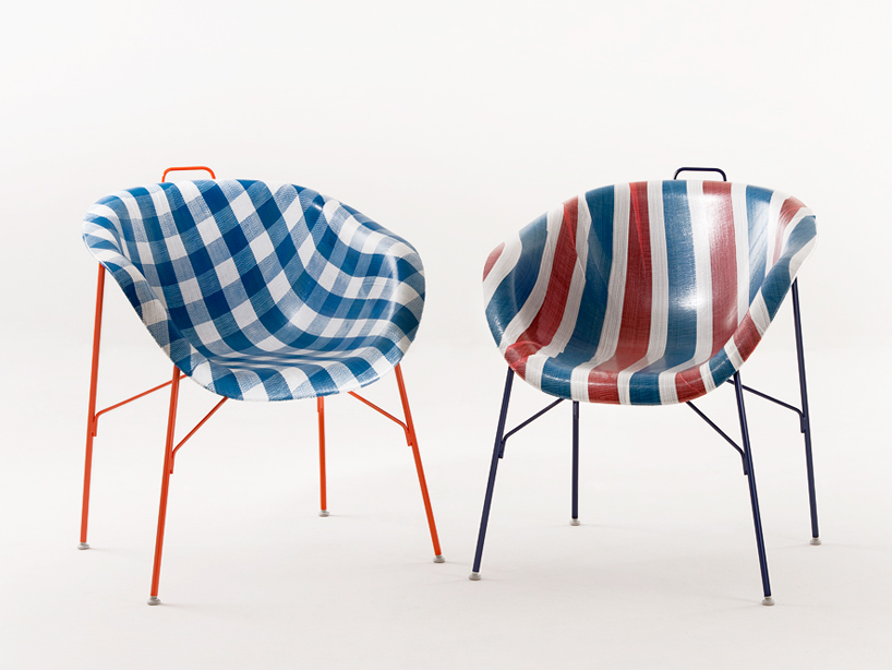 High Quality Paola Navone Has Designed The Eu/phoria Shell Chair For Italian Company  Eumenes.