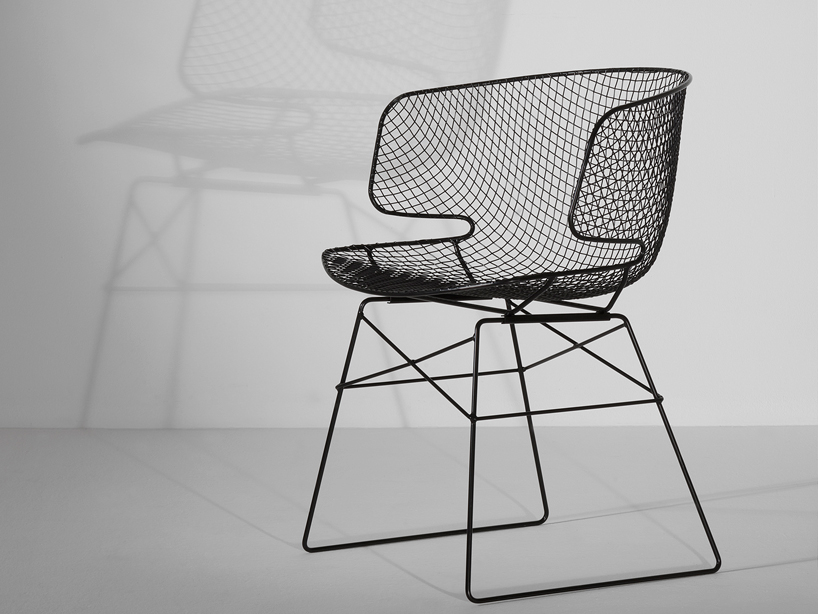 Incroyable Arkys, A New Mesh Chair ...